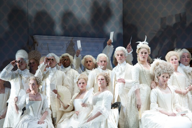 DON PASQUALE; GLYNDEBOURNE,